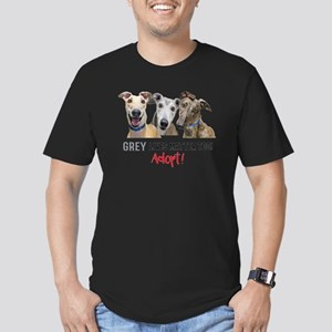 Grey Lives Matter Too ADOPT! T-Shirt