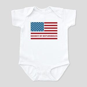 Basket of Deplorables Infant Bodysuit