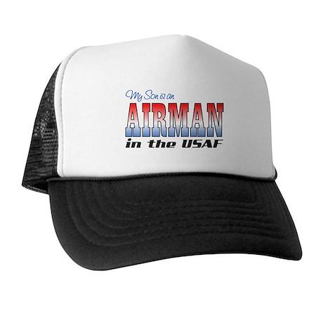 Son is an Airman Trucker Hat