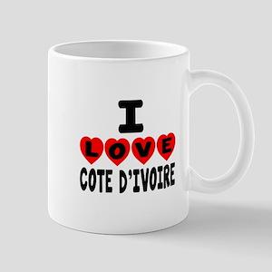 I Love Cote Mug