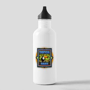 Oahu Stainless Water Bottle 1.0L