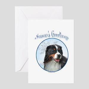 Berner Season Greeting Card