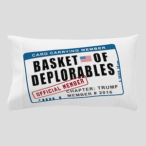 Basket of Deplorables Pillow Case