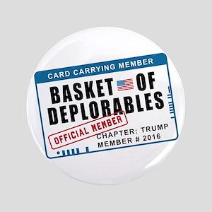Basket of Deplorables Button