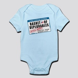 Basket of Deplorables Infant Bodysuit