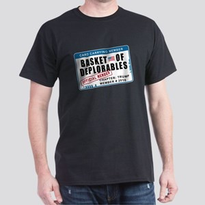 Basket of Deplorables Dark T-Shirt