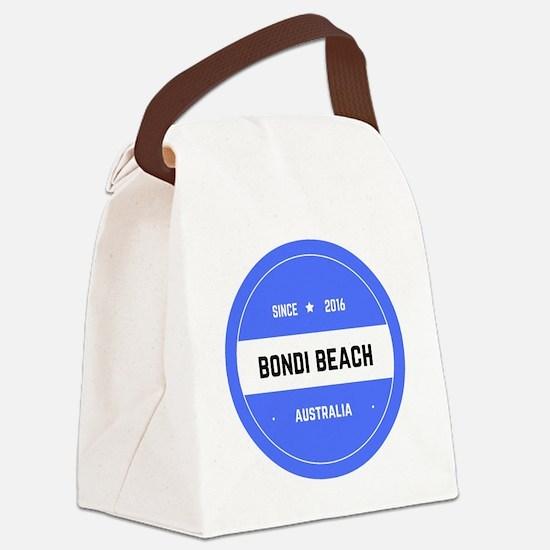 Funny Australia Canvas Lunch Bag