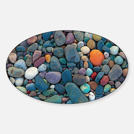 Beach Rocks 2 Decal