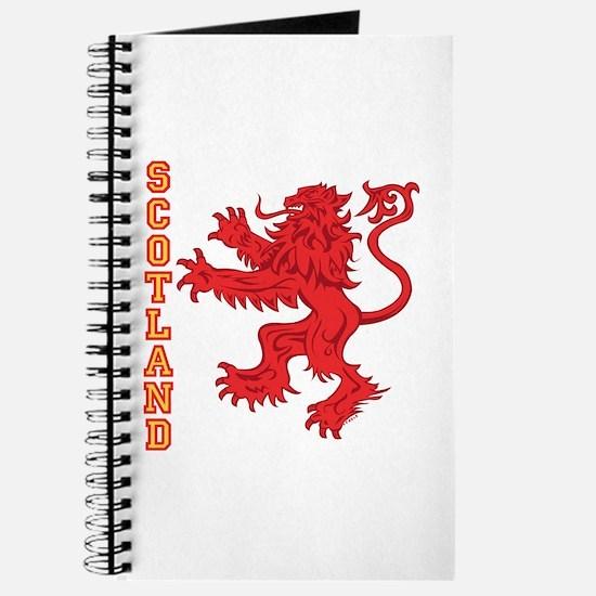 Lion R Scotland Journal