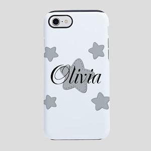 Cool Star Add Name iPhone 8/7 Tough Case