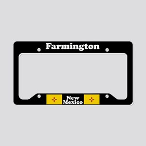 Farmington NM - LPF License Plate Holder
