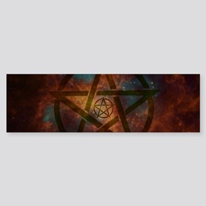 Pentagram Bumper Sticker