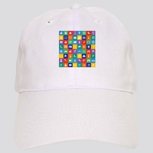 Vacantion icons Cap