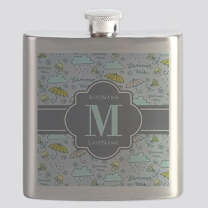 Personalized Monogrammed Flask