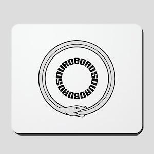 Ouroboros Mousepad