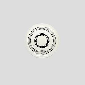 Ouroboros Mini Button