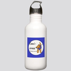 Canicross (because we Stainless Water Bottle 1.0L