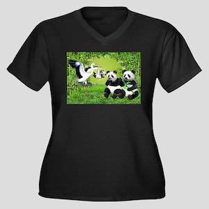 Bundle of Joy Plus Size T-Shirt