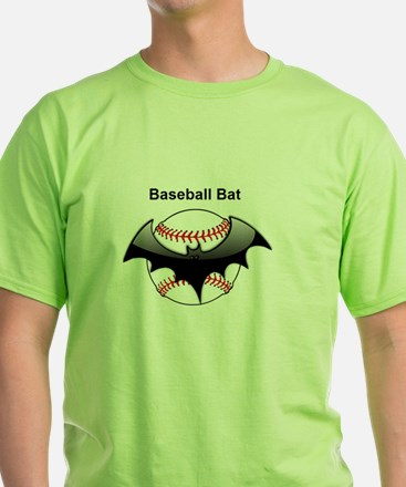 Baseball Bat Bat T-Shirt