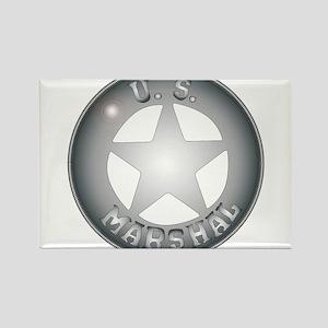 US Marshal Badge Magnets