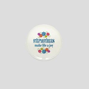 Stepmother Joy Mini Button