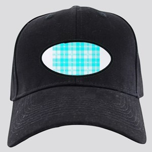 Tratan Style Pale Blue Backgrpund Black Cap