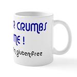 Keep Your Crumbs Off Me ! Color Changing Mug Mugs