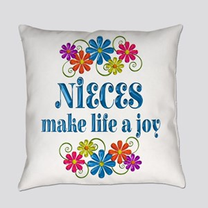 Niece Joy Everyday Pillow