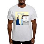 Dracula Phlebotomists Light T-Shirt