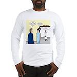 Dracula Phlebotomists Long Sleeve T-Shirt
