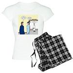 Dracula Phlebotomists Women's Light Pajamas