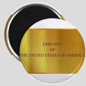 Embassy Of The United States Magnets