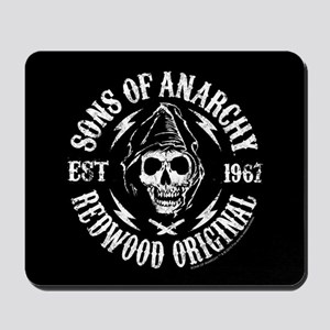 SOA Redwood Mousepad