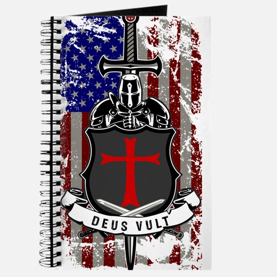 AMERICAN KNIGHT GOD WILLS IT Journal