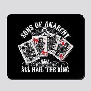 SOA All Hail the King Mousepad