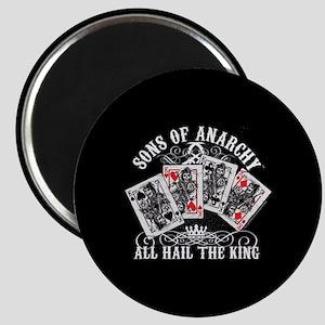 SOA All Hail the King Magnet