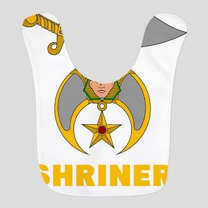 SHRINER Polyester Baby Bib