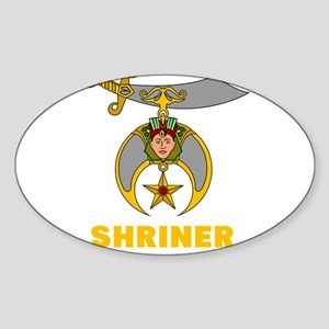 SHRINER Sticker