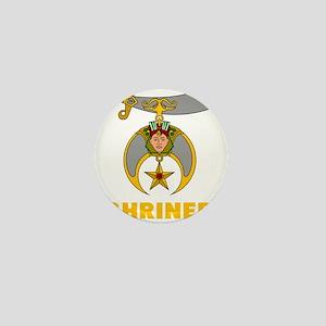 SHRINER Mini Button