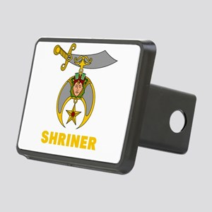 SHRINER Rectangular Hitch Cover