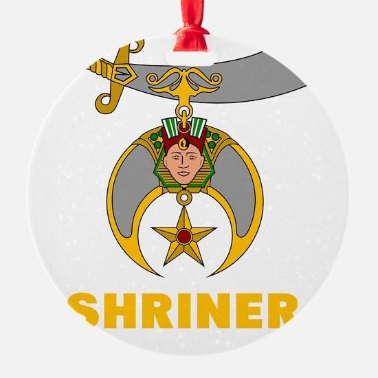 SHRINER Ornament