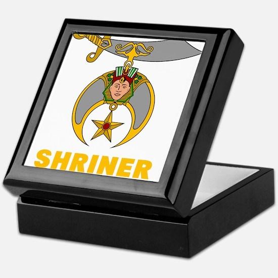 SHRINER Keepsake Box