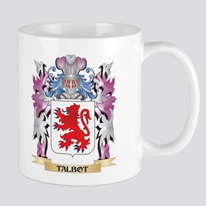 Talbot Coat of Arms - Family Crest Mugs