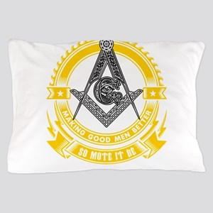 FREEMASON - MAKING GOOD MEN BETTER Pillow Case