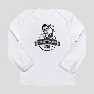 Ruth Bader Ginsburg Union Noto Long Sleeve T-Shirt