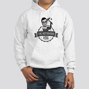 Ruth Bader Ginsburg Union Notori Hooded Sweatshirt