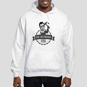 Ruth Bader Ginsburg Union Notori Hooded Sweatshirt