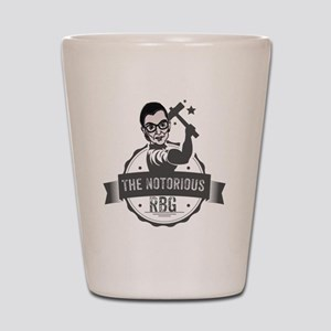 Ruth Bader Ginsburg Union Notorious RBG Shot Glass