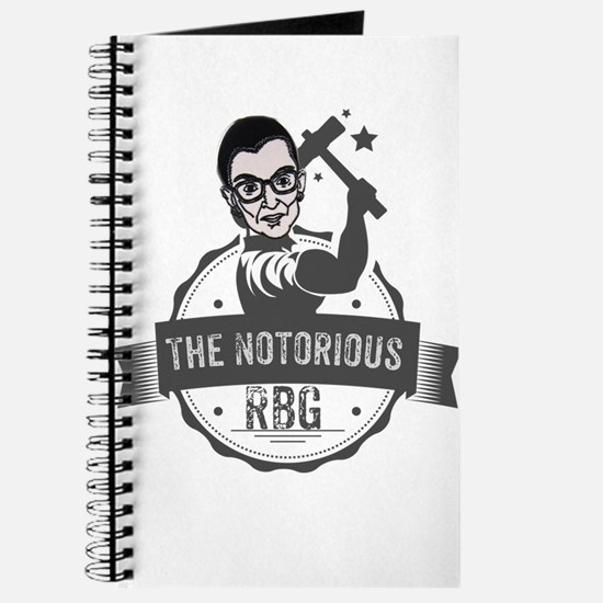 Ruth Bader Ginsburg Union Notorious RBG Journal