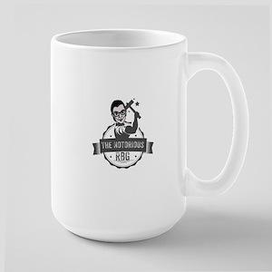Ruth Bader Ginsburg Union Notorious RBG Mugs